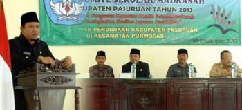 Berita Bintek Komite Sekolah/Madrasah SMK Negeri 1 Purwosari