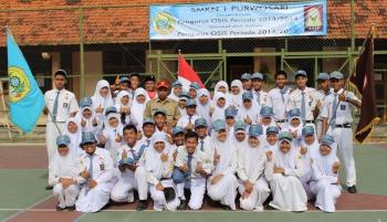 Berita Sertijab OSIS next Generation SMK Negeri 1 Purwosari