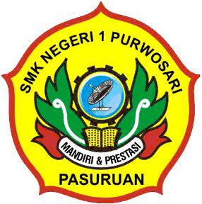 Logo SMKN 1 Purwosari